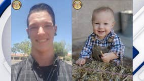 Peoria man accused of kidnapping son, killing child's mother has charges dismissed