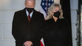 'Grim and horrific milestone': Biden marks more than 500K American lives lost to COVID-19