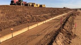 Work on freeway extension project underway in metro Phoenix