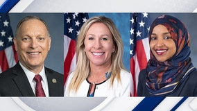 Rep. Biggs accuses House Dems of double standard with push to oust Greene from committee posts
