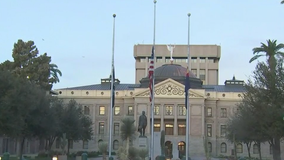 Gov. Ducey orders flags lowered to honor those lost to COVID-19