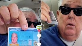 Orlando attorney John Morgan flashes medical marijuana card instead of ID in viral video