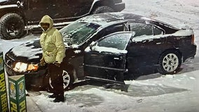 Man steals car in Detroit after helping owner free it from the snow