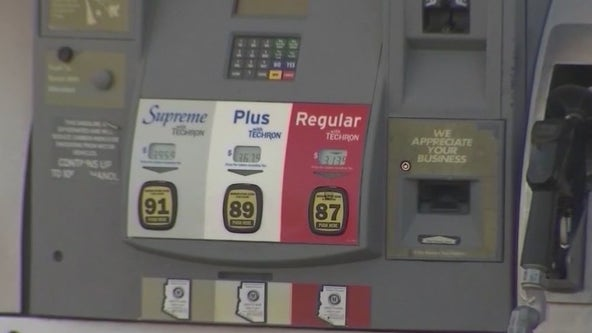 Rideshare drivers feel impact of rising gas prices in Arizona