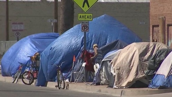 Less homeless people had shelter in Maricopa County in 2020 than any other year