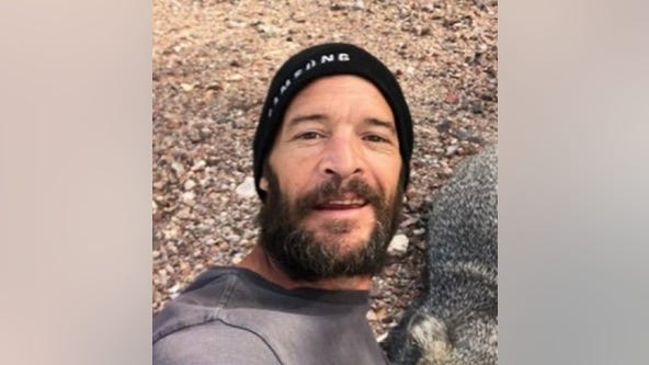 'Avid hiker,' 'survivalist' goes missing after being dropped off for a hike in Arizona