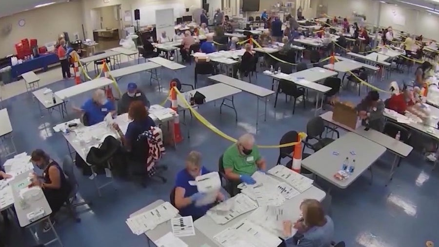 Judge rules Arizona Senate can access 2020 election ballots