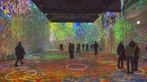 Immersive Van Gogh art exhibit coming to Phoenix