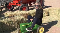 Antique tractor show returns to Glendale