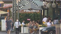 Some flocking to restaurants after COVID-19 restrictions were relaxed
