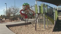 Fiesta Playground at Kiwanis Park now open after being closed due to COVID-19