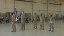 Sendoff ceremony held for Arizona National Guardmembers