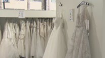 Thrifty Thursday: Almond Tree Wedding Boutique in Phoenix