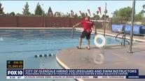 Glendale hiring 100 lifeguards, swim instructors for summer