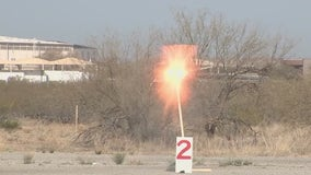 ATF bomb technicians honing skills in Pinal County