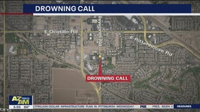 Child dies after being pulled from water in Queen Creek, MCSO says