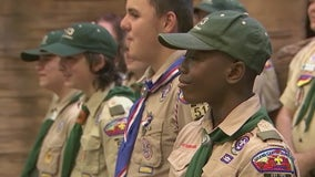 Arizona boy scout troop surprised with thousands of dollars in camping gear after trailer, supplies stolen