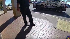 WATCH: Phoenix Police bodycam shows officer helping injured man in Desert Sky Mall shooting
