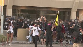 Maricopa County attorney dismisses charges against Downtown Phoenix protesters