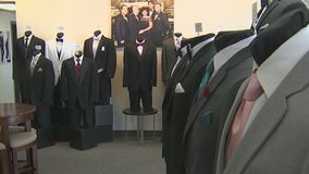 Formal wear businesses hurt by lack of high school proms, but remain hopeful