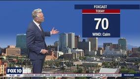 Morning Weather Forecast - 3/4/21