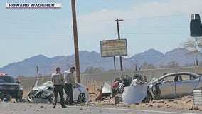 FD: Two dead, one injured in Goodyear crash