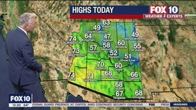 Noon Weather Forecast - 3/4/21