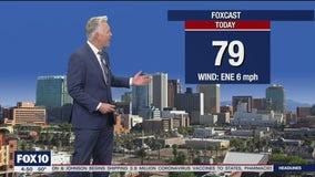 Morning Weather Forecast - 3/2/21