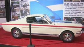 Barrett-Jackson car auction set to kick off in Scottsdale