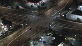 Peoria PD: Pedestrian killed in crash near 91st Avenue and Olive