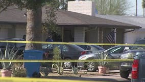 Man dead after shooting grandparents and relatives at Phoenix home, police say