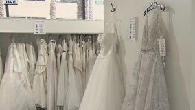 Thrifty Thursday: Almond Tree Wedding Boutique in Phoenix