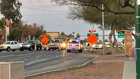 Arizona DPS: Teen SUV driver intentionally hit trooper with car in north Phoenix, suspect shot