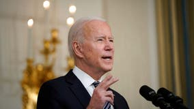 President Joe Biden visits Delaware County to highlight aid to small businesses