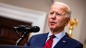 US will have enough COVID-19 vaccines for all adults by end of May, Biden says