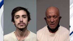 Father, son busted for meth possession following hospital trip, YCSO officials say