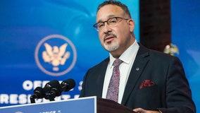 Miguel Cardona confirmed as education secretary by Senate