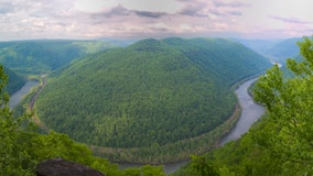 New River Gorge: Sprawling 73,000-acre national park and preserve the 1st of its kind on the East Coast