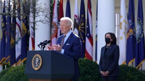 Biden, Harris and others begin promoting COVID-19 relief plan's benefits during 'Help is Here' tour