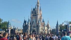 Walt Disney World sold out as spring breakers head to Florida