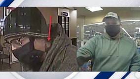 FBI: Search continues for 2 serial bank robbery suspects that targeted Phoenix area banks