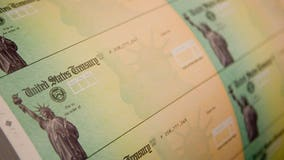 Millions of $1,400 stimulus checks to hit bank accounts Wednesday