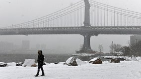 US had its coldest February in more than 30 years, NOAA reports