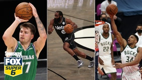 How to win $25,000 on St. Patrick's Day with NBA Super 6