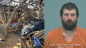 Wanted Arizona man who hid in desert for months arrested by PCSO deputies, DPS, Border Patrol agents