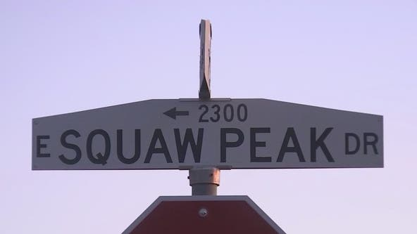 Phoenix to dismantle Squaw Peak, Robert E. Lee street signs