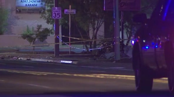 Phoenix FD: Two dead in fiery crash near 7th and Dunlap avenues