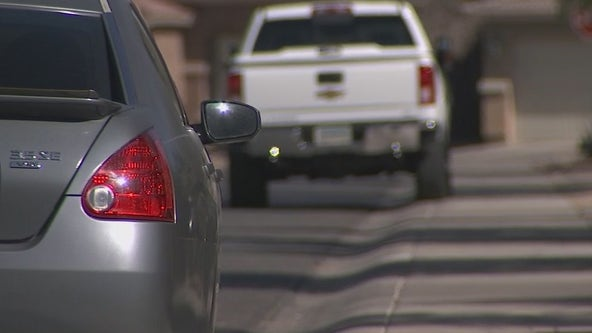 'Usually it's quiet here': Maricopa neighborhood struck by car burglaries