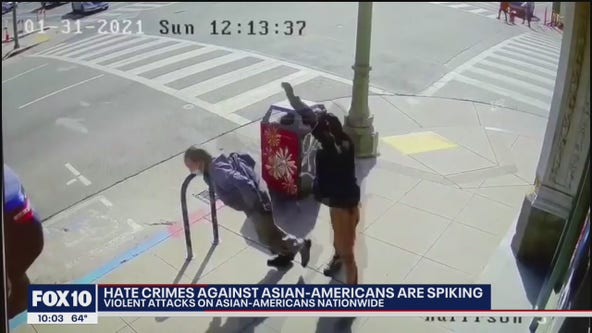 Asian Americans in Arizona react to national anti-Asian crime wave