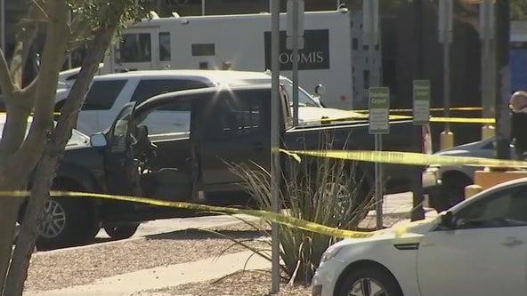 Four-year-old girl dies after parking lot crash at Glendale Walmart